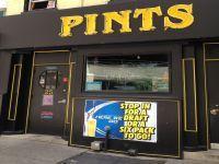 Pints Bar & Grille  Hershey Harrisburg Pa nightlife | Downtown Harrisburg Restaurant Row on Second Street | HHRVB