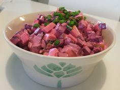 Ekun keittiö: punajuuri-fetasalaatti Tuna, Fish, Meat, Pisces, Atlantic Bluefin Tuna