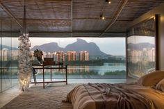 Habitaciones de estilo moderno por Gisele Taranto Arquitetura