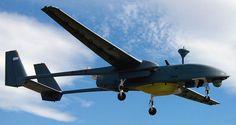 Heron-1 drón - fotó:wikipedia