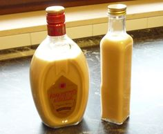 Rezept Karamelllikör von calpurnia1408 - Rezept der Kategorie Getränke