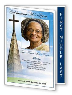 funeral brochure template free microsoft sample funeral program