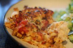 The Chronicles of Ruthie Hart: Bruschetta Chicken