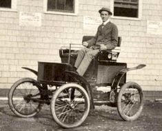 The first speeding infraction in the U.S. was committed by a New York City taxi driver in an electric car on May 20, 1899.
