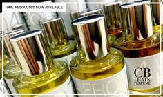 CB - I Hate Perfume. The perfume I loved at Cooper Hewitt!