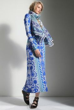 Temperley London Cruise - 2016 - Vogue Portugal
