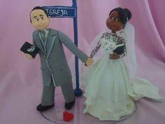 Casal de noivos evangélicos!!