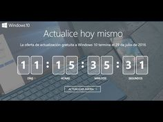 Es hora de Actualizar rápido tu Windows 7   Windows Fácil