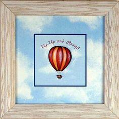 Hot Air Balloon Cloud Kids Room Decor Art Framed Print Framed Art by Tilliams,http://www.amazon.com/dp/B000Y16WZW/ref=cm_sw_r_pi_dp_XoV7sb11MZPE7AX7
