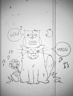 Les Choristes / Cat, flower and owl song