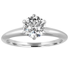 Tiffany & Co. 1.19 Carat F VS1 GIA Diamond Engagement Ring 1