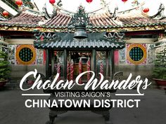 Cholon Wanders - Vis