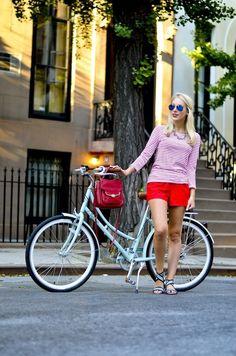 Retro City Bike