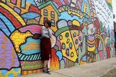 18 Nashville Murals You Have to Visit | Greta Hollar http://www.damicogallery.com/ #franklinartscene #franklinartcrawl