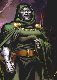 Dr. Doom.