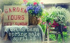 facebook/urbanbarnindy BARN SALE  Come see us!