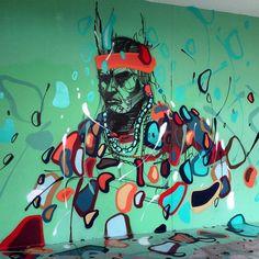 Abstrk in Miami - Wynwood