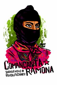 #100Days100Women Day 95: Comandanta Ramona—Mayan officer in Zapatista Army, fought for women's & indigenous rights https://en.wikipedia.org/wiki/Comandanta_Ramona …