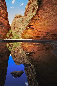 Kimberly Gorge - Australia | http://www.viewretreats.com/kimberley-north-west-wa-luxury-accommodation #travel