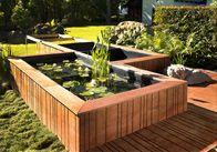 Wer träumt nicht von einem eigenen Gartenteich?! Mit der OBI Schritt-für-Schritt-Anleitung wird der Hochteich schnell zum Lieblingsplatz in Eurem Garten! :) DIY -Teich