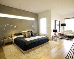 modern master bedroom .....mine!