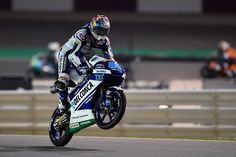 From Vroom Mag... Excellent podium for Jorge Martin in Qatar