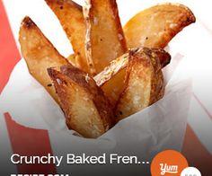 Daily Recipe: Basic Baked Fries