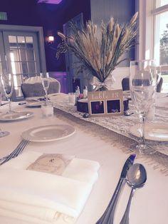 Wedding Reception Inspiration - #ManchesterCountryClub #Wedding
