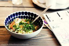 Parasta flunssaruokaa: Kana-nuudelikeitto  Chicken & noodle soup (in Finnish)