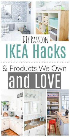 My Favourite IKEA Hacks and What We Own & Love