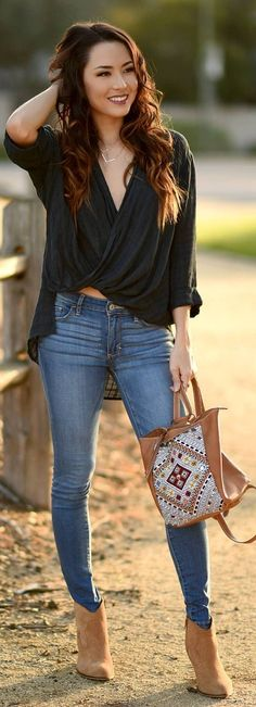 Casual Friday /  Fashion Look by Jessica Ricks