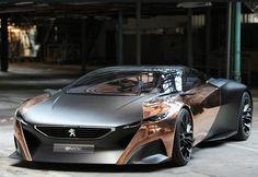 #Peugeot Onyx