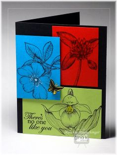 Stately Flowers 7 stamp set from Gina K. Designs can be purchased at http://www.shop.ginakdesigns.com/product.sc?productId=1816&categoryId=16