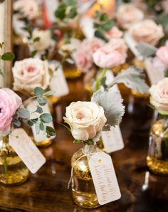 Swoon-Worthy Escort Card Ideas (That You Haven't Seen a Million Times) #RueNow