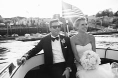 The Camden Yacht Club Wedding of Kristen and Matt - Coordinated by Beehive Creative Events, LLC located in Camden, Maine