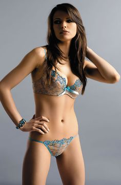 Charm and Lace Lingerie Boutique - Gracya Eau Lazur Padded Bra | Beautiful Fun Blue Satin Bra Set, £29.99 (http://www.charmandlaceboutique.com/eau-lazur-padded-bra-beautiful-fun-blue-satin-bra-set/)