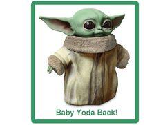 Peluche Baby Yoda Star Wars The Mandalorian 28 cm - Mattel Disney Star Wars, Aquaman, Yoda Species, Figurine Pop, Disney Live, Disney Money, Mattel, Batman, Mandalorian