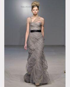 grey Vera Wang