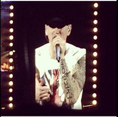 EMINEM ~ Wembley. July 2014