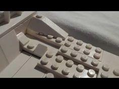 LEGO Star Wars MOC Deutsch - Clone Trooper Base auf Hoth (Custom Review)
