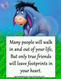 Most memorable quotes fromEeyore, a movie based on film. Find important Eeyore and piglet Quotes from film. Eeyore Quotes about winnie the pooh and friends have inspirational quotes. Eeyore Quotes, Winnie The Pooh Quotes, Pooh Bear, Tigger, Eeyore Pictures, Snoopy, Best Friend Quotes, Soul Sister Quotes, Friend Poems