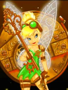 Steampunk Tinkerbell