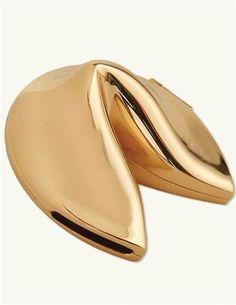 Golden Future Fortune Cookie Box