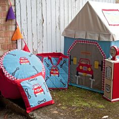 Play Tent (Garage)
