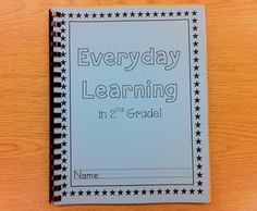 This book is a free download. It is an Everyday Learning workbook and it teaches graphing, number sense, handwriting, and sentence structure.