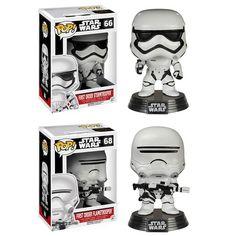 FUNKO X Star Wars Stormtroopers