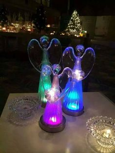 Angels on NEW colour changing base at www.partylite.biz/phancydesign