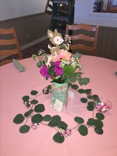 45 Ideas for baby shower decorations woodland theme forest animals Forest Baby Showers, Deer Baby Showers, Baby Girl Shower Themes, Baby Shower Decorations For Boys, 2 Birthday, Bambi Baby, Woodland Theme, Woodland Baby, Boy Decor