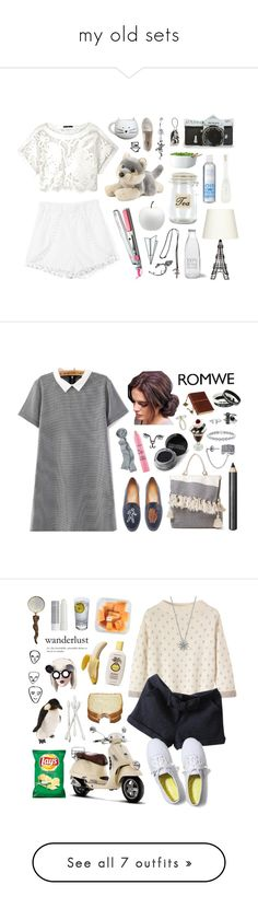 """my old sets"" by cattrina-k ❤ liked on Polyvore featuring TIBI, Nikon, Lollia, HairArt, ferm LIVING, CB2, La Compagnie de Provence, Garden Trading, LSA International and Plane"