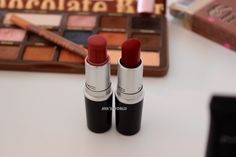 mehr d for danger mac lipstick